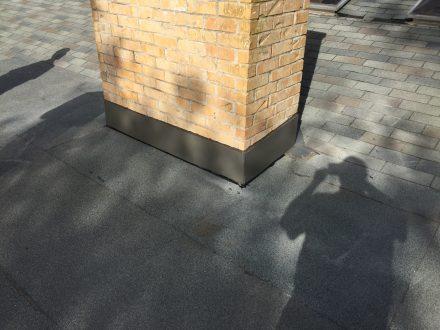 chimney flashing, roof leak, roof repair